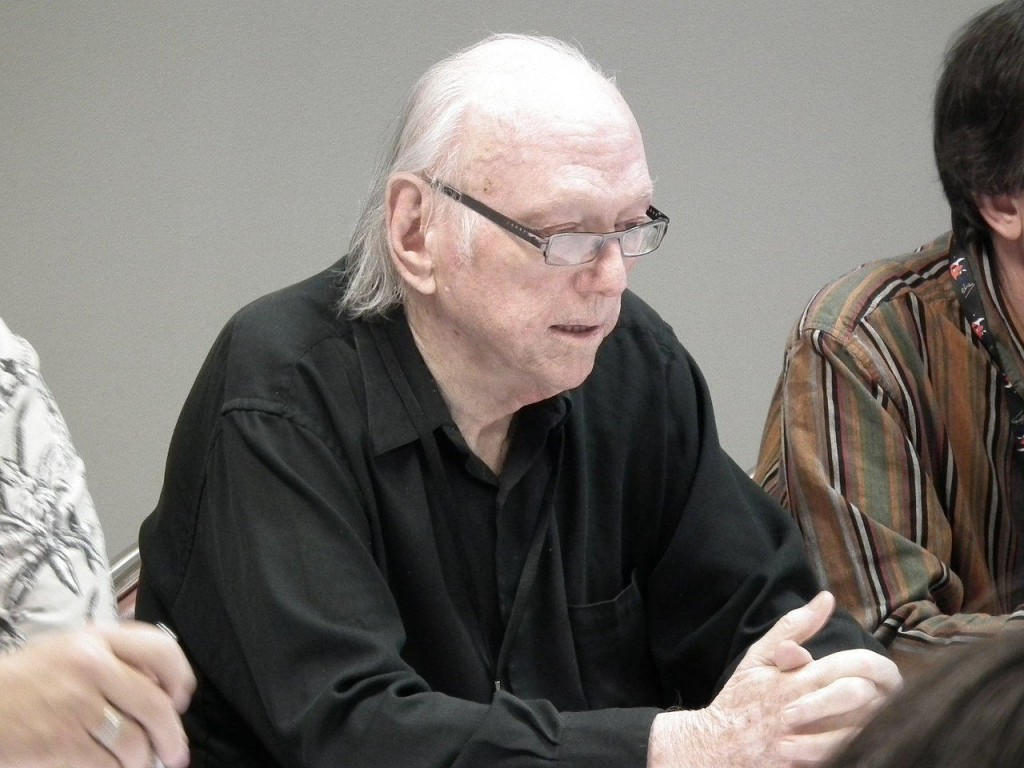 WILLIAM F. NOLAN (image courtesy of www.renamasonwrites.com)