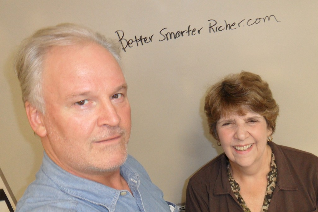 BOOMERPDX WITH BETTER, SMARTER, RICHER AUTHOR JACKIE B. PETERSON