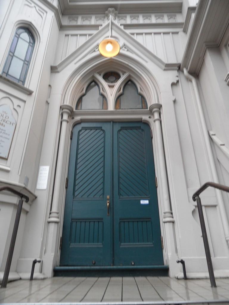 OLD CHURCH, SW PDX