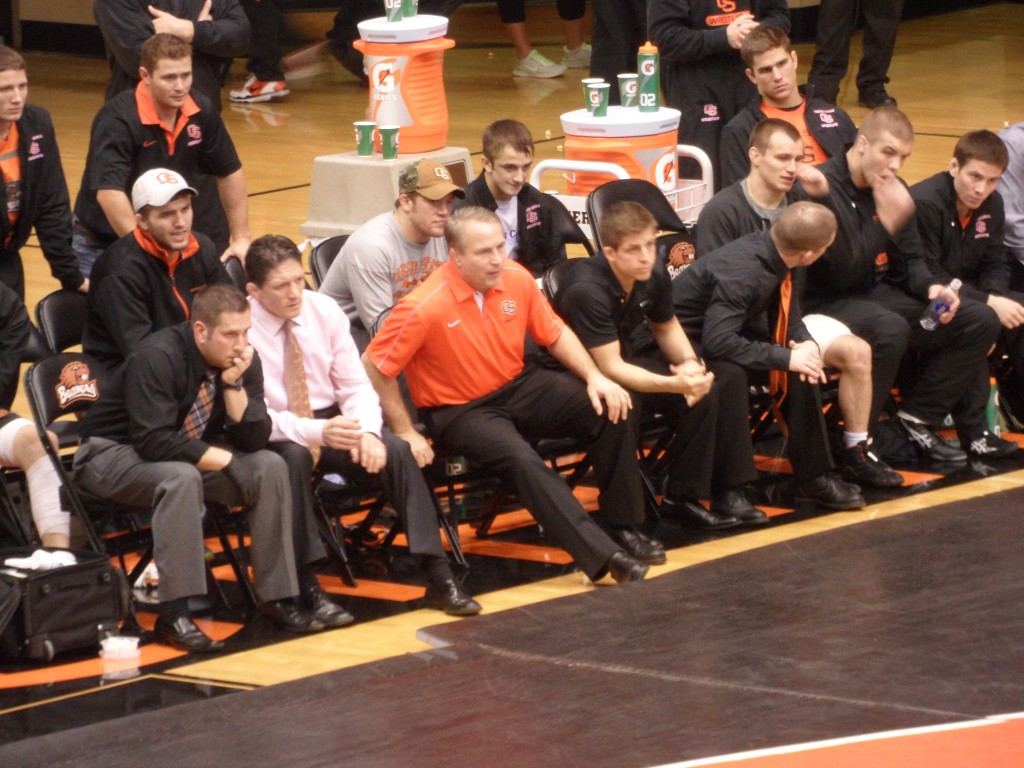 BEAVERS READY FOR THE DANCE IN DES MOINES