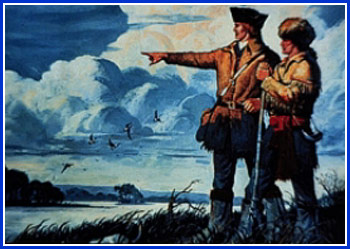 LEWIS & CLARK (image courtesy www.cwu.edu)