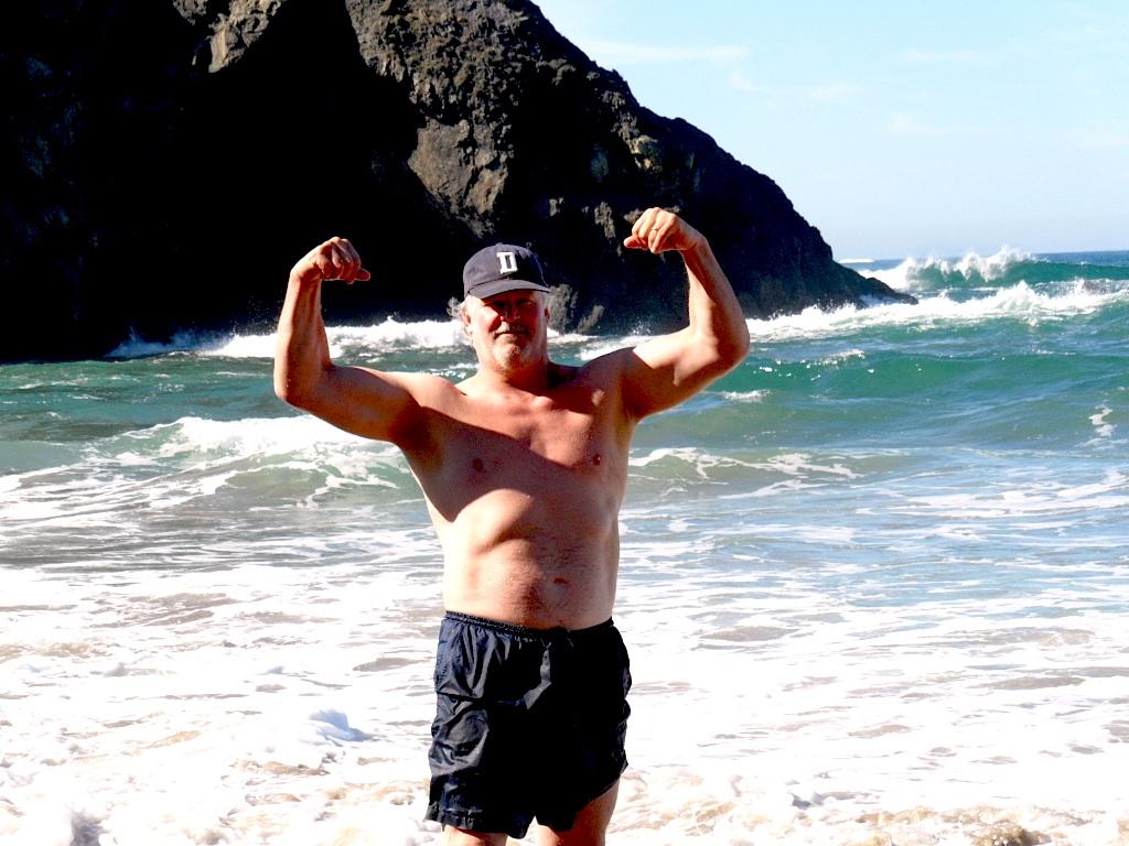 Average American Man = Fat?