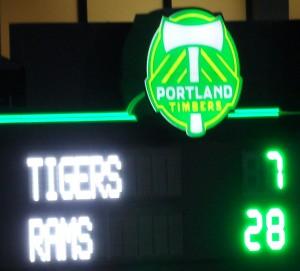 Portland Boomer Sports Gods, circa 2013