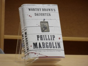 Powell's Books, Phillip Margolin, And Worthy Brown's Daughter