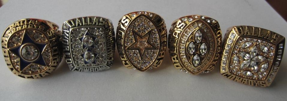 Cowboy Rings via aliexpress.com