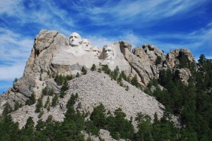 ONE BABY BOOMER'S MOUNT RUSHMORE