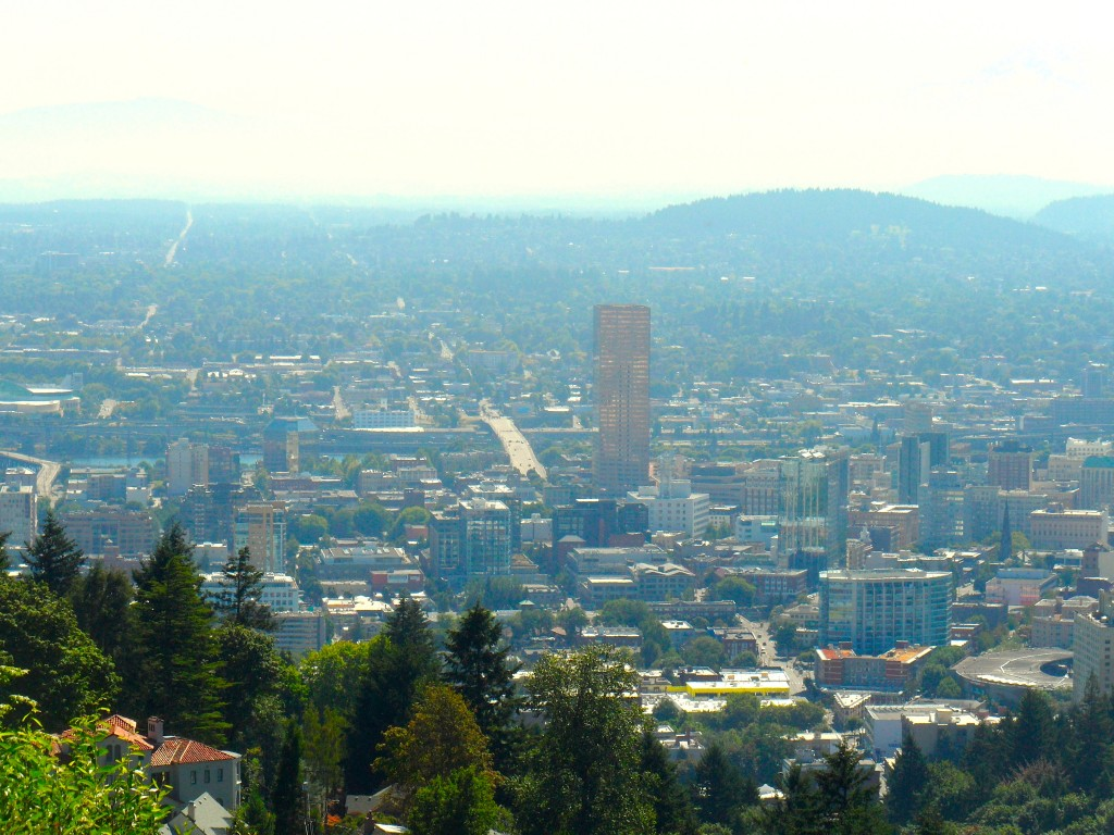 From Forest Park to Pittock Mansion, A Portland Hike.