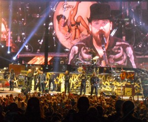 THE ZAC BROWN BAND PLAYS TO BABY BOOMERS?