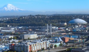 LOVE IN THE TIME OF TACOMA