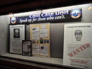PORTLAND COLD CASE