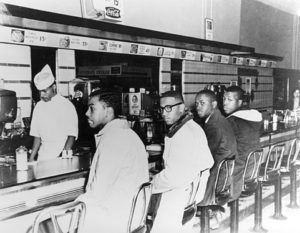 MOST HISTORIC LUNCH COUNTER IN AMERICA