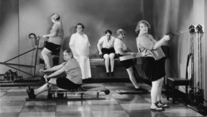 FITNESS COACH FOR BABY BOOMERS