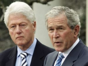 FLASHBACK FRIDAY TO ANOTHER PRESIDENT'S MEN