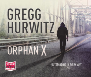 ORPHAN X AND GREGG HURWITZ: THE HELPFUL ASSASSIN