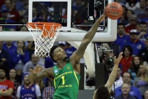 JORDAN BELL: OREGON DUCKS' BILL RUSSELL