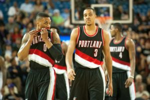 PORTLAND TRAIL BLAZERS IMPROVE MEMORY